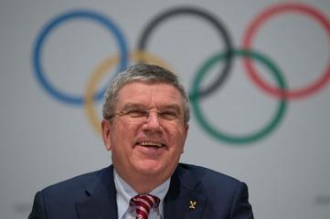 IOC president at the IOC Session in December 2014 (Photo ©IOC/Ian Jones)