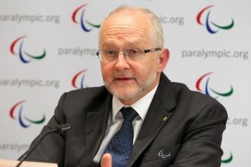 Sir Philip Craven, IPC President, has been an IOC member since 2003 (Photo: IPC)