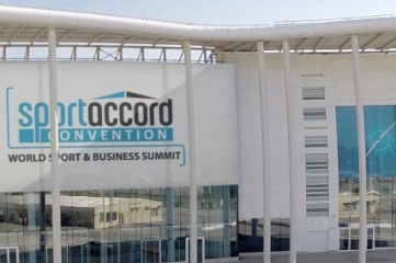SportAccord Convention takes place from 19-24 April at the Sochi Expocentre