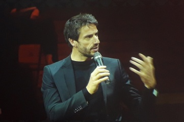 Paris 2024 president Tony Estanguet speaking at Global Sports Week (Photo: Host City)