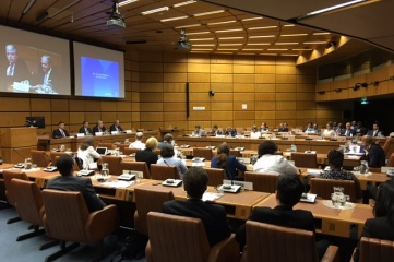The resource guide was launched at a side event at a meeting of the Open-ended Intergovernmental Working Group on the Prevention of Corruption