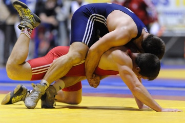 Paris will host the 2017 World Wrestling Championships