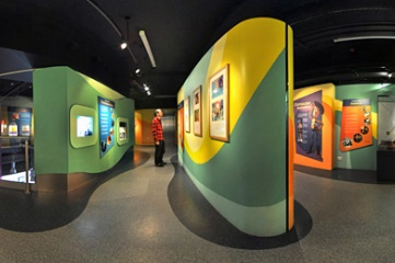 Animation gallery at Bradford's National Media Museum, one of the proposed venues (Photo: National Media Museum)