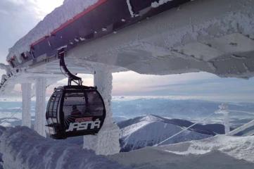 ski lift, Jasná