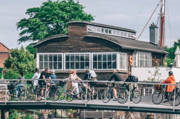 Hosting the event supports Copenhagen's claim to be the best cycling city in the world