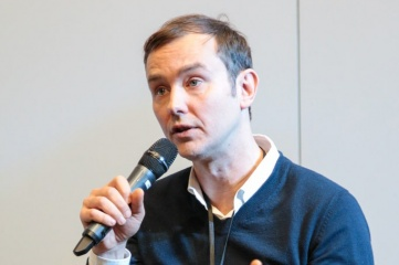 David de Behr, Head of Major Events at Aggreko speaking at Host City 2016