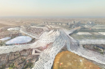 The site is being planned as a long-term hub for youth, culture and business to boost Dubai's position as a global destination (Photo: CH2M HILL)