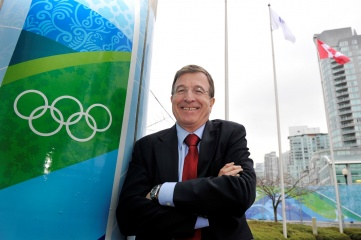 Former Olympic Games Executive Director Gilbert Felli is now an Honorary Member of AGES (Photo (c) IOC/R. Juilliart)