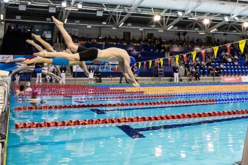 The Championships will take place in Tollcross International Swimming Centre between 4-8 December 2019