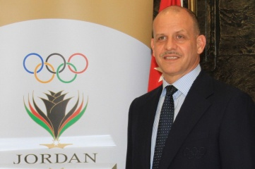 HRH Prince Feisal Al Hussein is promoting sport to tackle problems of public health and wellbeing