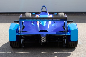 With zero emissions, Formula E is an attractive proposition for cities (Photo: Amlin Aguri)
