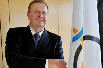 John Coates, Chairman of IOC Coordination Commission for Tokyo 2020 and member of IOC Coordination Commission for Rio 2016