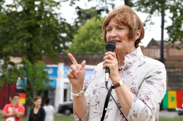 Tessa Jowell was on the board of LOCOG and is an advisor to the IOC