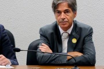 Brazil's Deputy Minister of Sport Luis Fernandes (Photo: Pedro França/Agência Senado)