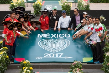 Mexico City lobbied hard to bring a brace of World Archery events to the city