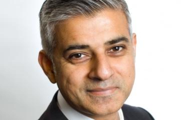Sadiq Khan, Mayor of London (Photo: the Labour Party)