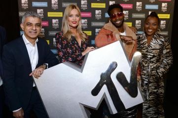 The MTV EMAs will be held in London in November (Image: MTV.co.uk)