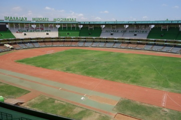 Nairobi's Moi International Stadium (Photo Credit: alarico / Shutterstock.com)