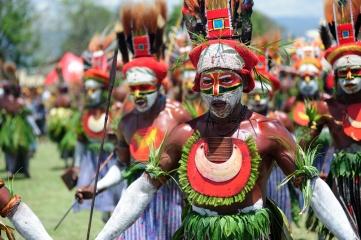 Goroka Tribal Festival, Papua New Guinea (Photo: isaxar / Shutterstock.com)