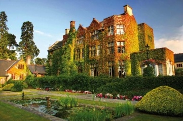 The England Rugby Union team first trained at Pennyhill Park in the run up to the 2003 Rugby World Cup