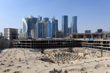 US$40 bn will be spent this year on infrastructure projects in Qatar