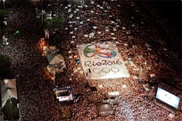 Rio 2016 is building its own visual identity (Photo: IOC)