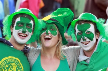 The bid highlights Ireland's large international fan base as an asset (Photo: Ireland 2023)