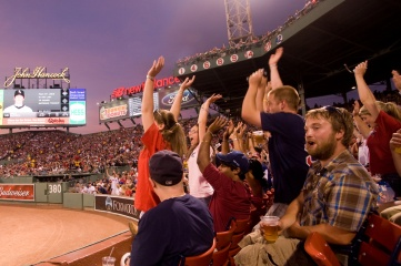 Fenway Park is one of many existing venues in Boston that might host Olympic events