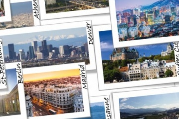 Previous host cities include Madrid, Lausanne, Berlin, Seoul, Beijing, Athens, Denver, Dubai, London, Quebec City, Saint Petersburg, Belek/Antalya and Sochi.