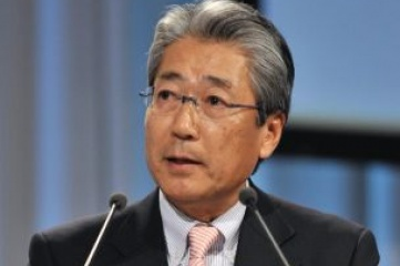 Tsunekazu Takeda: IOC marketing commission chairman, Japanese Olympic Committee president and Tokyo 2020 vice president